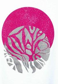 Street One - MIT PARTPRINT - Print T-shirt - weiß - 4