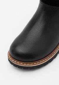 Friboo - Kotníkové boty - black - 5