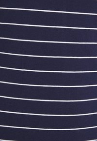 Anna Field - Jersey dress - dark blue/white - 2