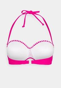 Buffalo - WIRE BANDEAU SET - Bikini - pink - 2