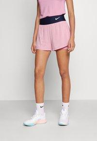 Nike Performance - SHORT - Träningsshorts - elemental pink/white - 0