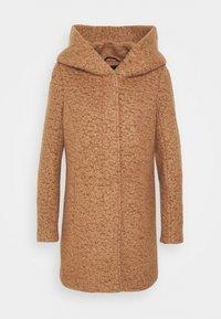 ONLY Petite - ONLNEWSEDONA COAT - Classic coat - toasted coconut melange - 4
