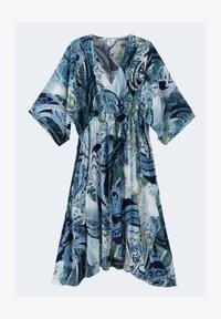 Desigual - Day dress - light blue - 3