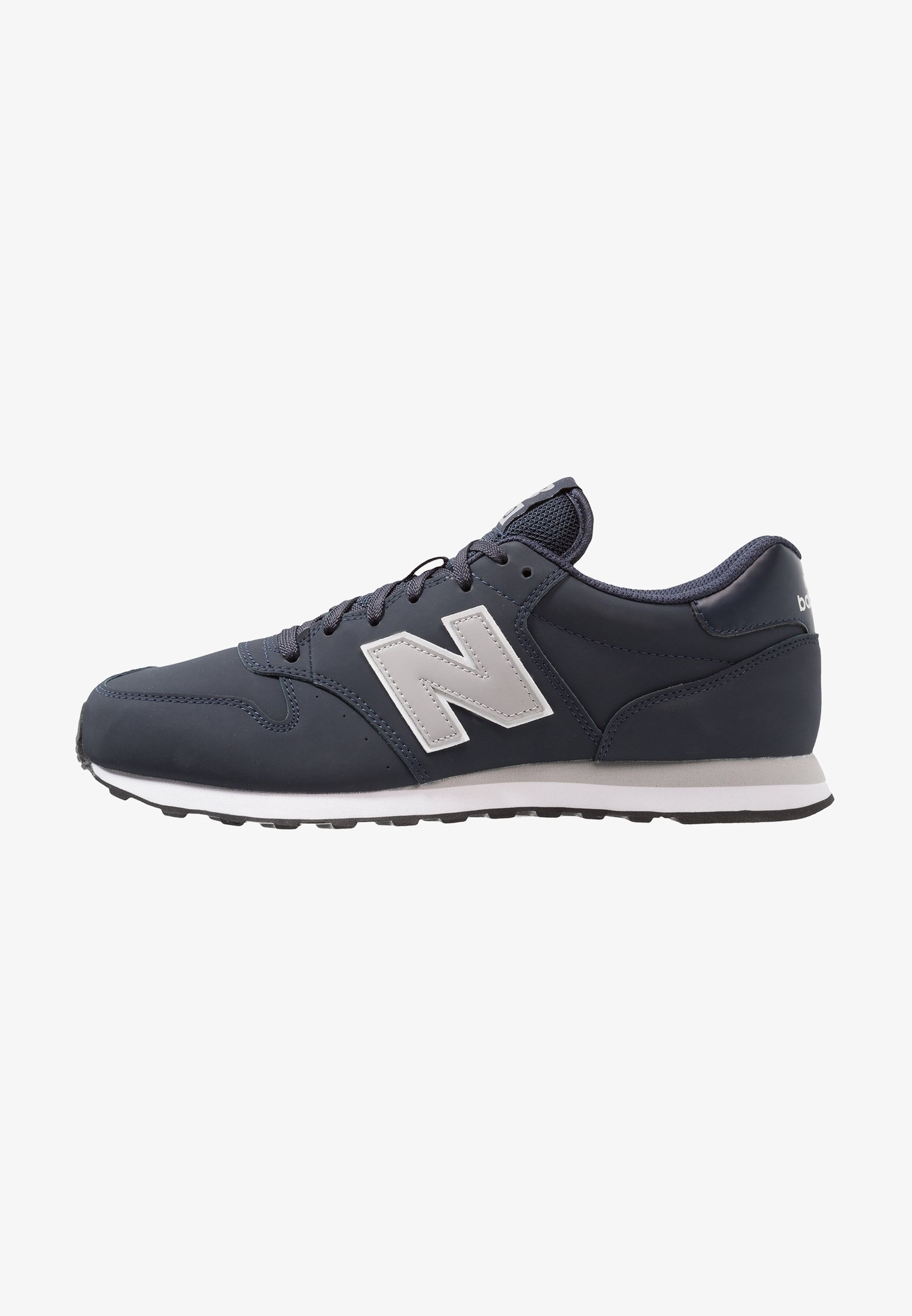 Fatídico Tradicion Apellido  New Balance GM500 - Trainers - navy/dark blue - Zalando.co.uk