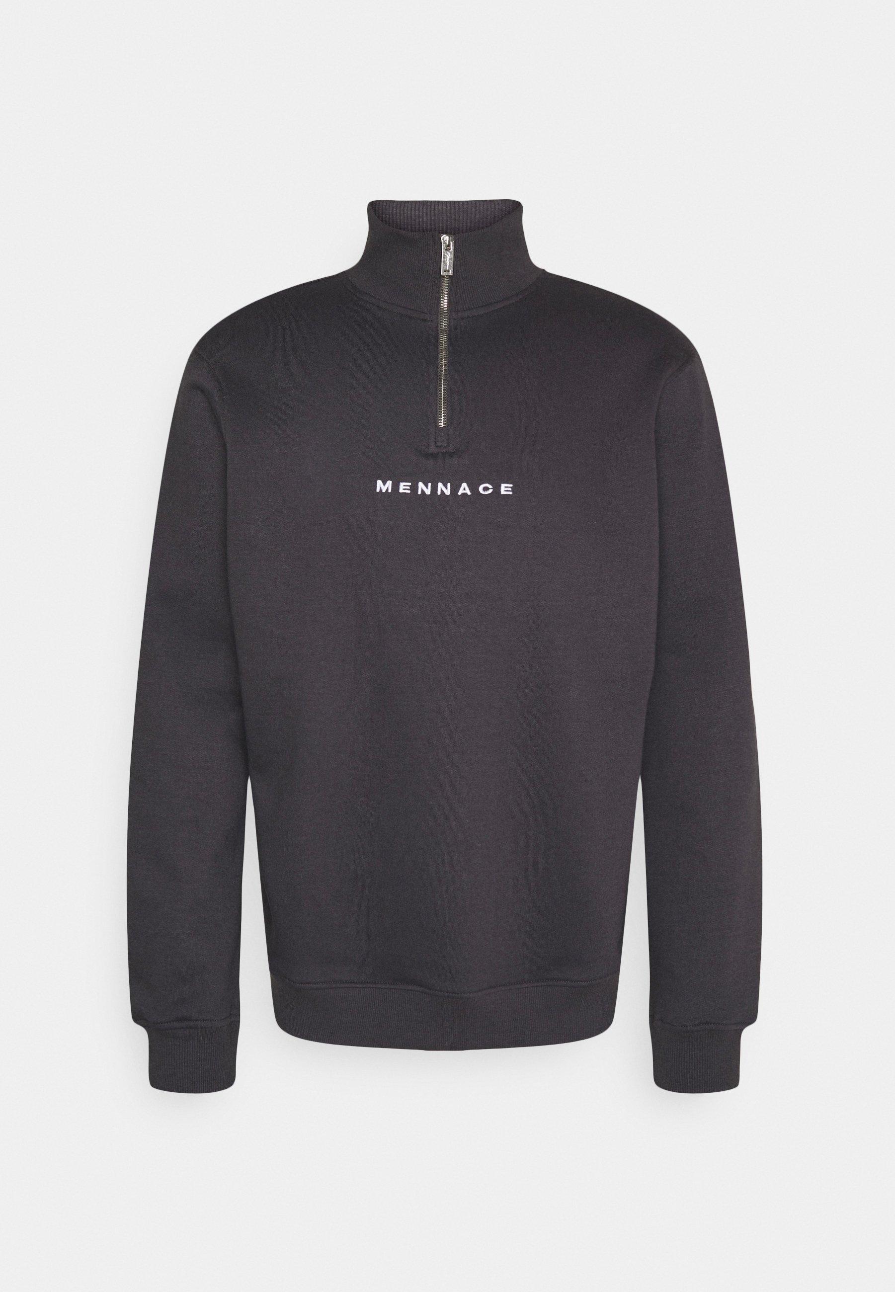 Women ESSENTIAL  HALF ZIP UNISEX - Sweatshirt