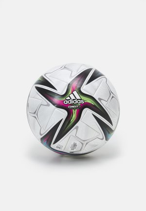 PRO - Calcio - white/black/shock pink/silver