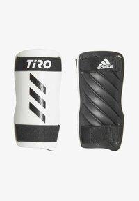 adidas Performance - TIRO TRAINING SHIN GUARDS - Benskinner - black - 0