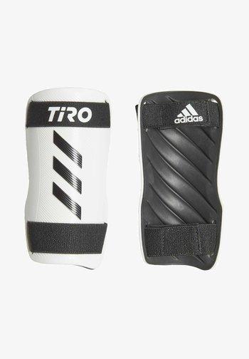 TIRO TRAINING SHIN GUARDS - Leggbeskyttere - black