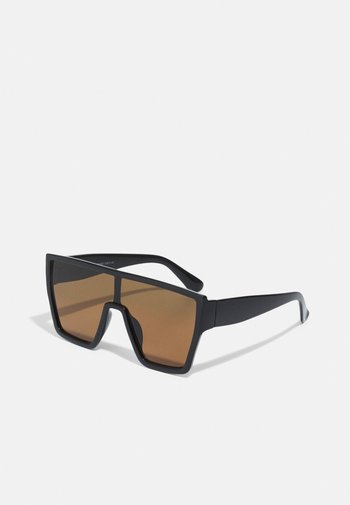 ONSSUNGLASS UNISEX - Sluneční brýle - black/brown