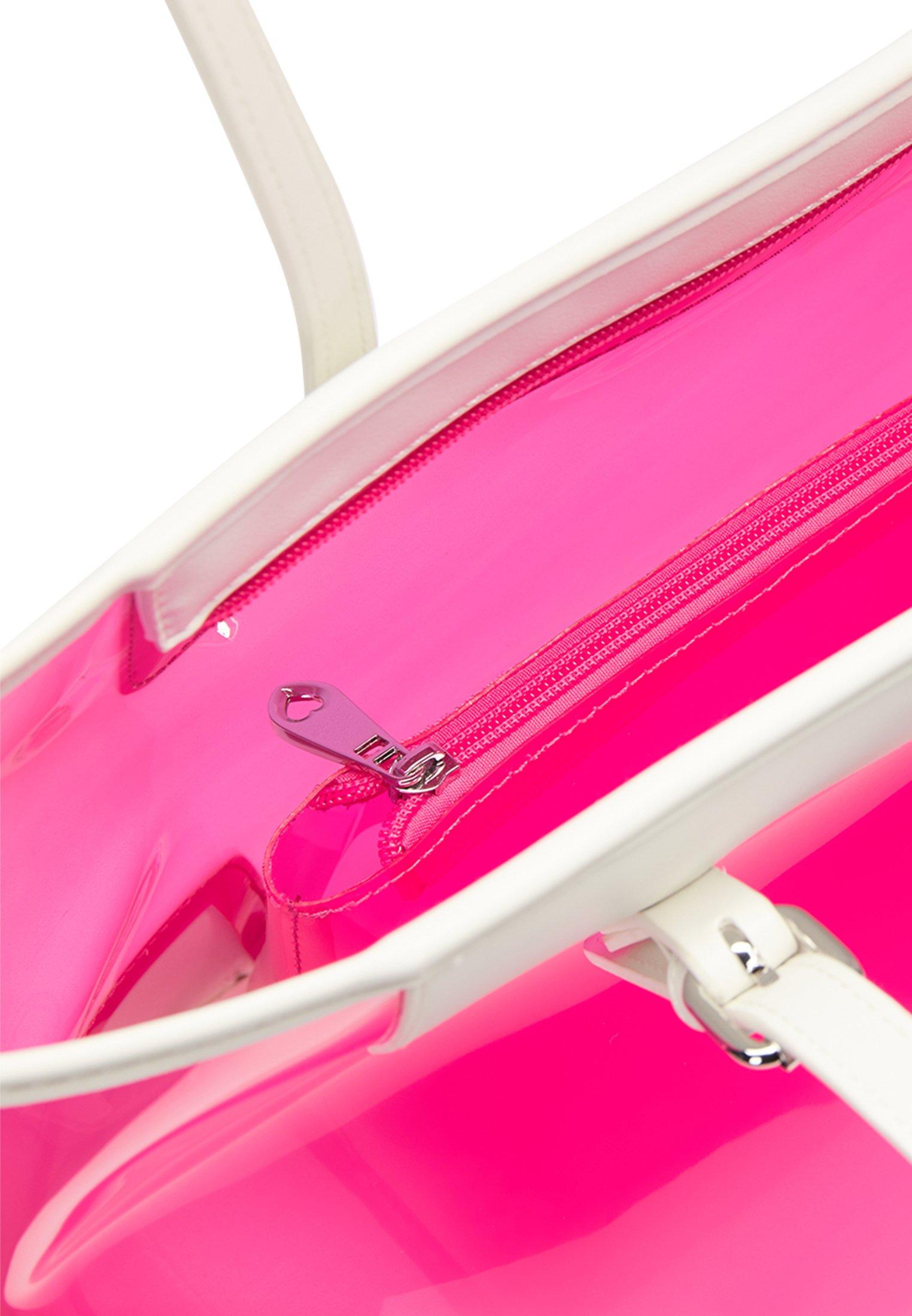 Mymo Athlsr Torba Na Zakupy - Neon Pink