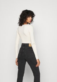 Missguided - NECK BODY - Trui - sand - 2