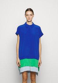 Diane von Furstenberg - Vapaa-ajan mekko - blue - 0