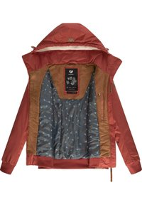 Ragwear - JOTTY - Winter jacket - chili red21 - 5