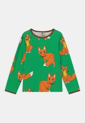FOX UNISEX - Long sleeved top - apple green