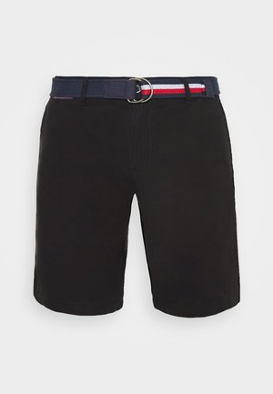 BROOKLYN LIGHT BELT - Shorts - black