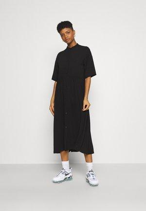 ASTA DRESS - Maxi dress - black