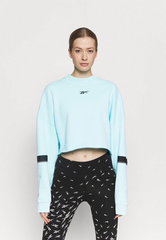 CREW - Sweatshirt - light blue