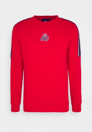 BOCKLIN CREW - Sweatshirt - red