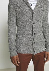 Abercrombie & Fitch - Cardigan - marl grey - 5