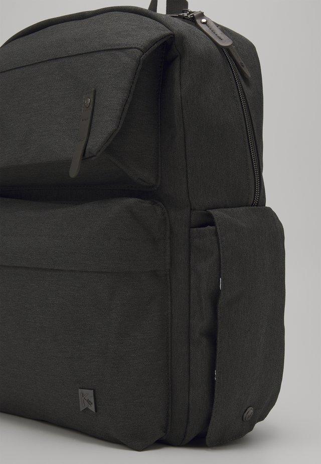 DIAPER BACKPACK KIDZROOM ESSENTIAL - Baby changing bag - grey