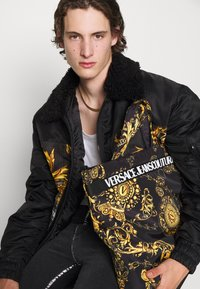 Versace Jeans Couture - DIAGONAL  - Bomber Jacket - nero - 7