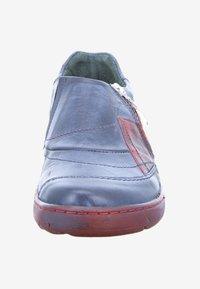 Kacper - Slip-ons - blue/red - 4