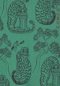 Mini Rodini - TIGERS  - Jersey dress - green - 2