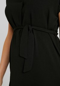 New Look Maternity - MARA OHEAD BELTED TUNIC - Blouse - black - 5