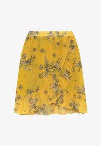 The New - PADDIE - Jupe trapèze - yellow - 2