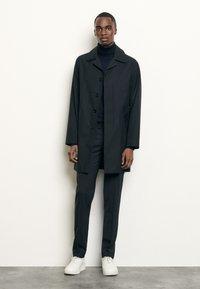 sandro - MANTEAU - Short coat - marine - 0