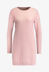 JDY - JDYMARCO DRESS - Strikket kjole - polignac/melange - 3