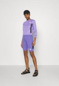 The North Face - Sweatshirt - pop purple - 1