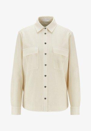 C_BAFY - Button-down blouse - white