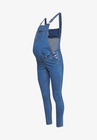 Missguided Maternity - DUNAGREE - Dungarees - blue - 4