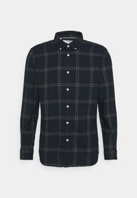SLHSLIM SHIRT - Shirt - mood indigo