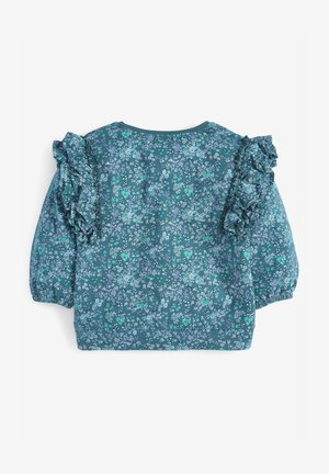 PEPLUM  - Blouse - blue