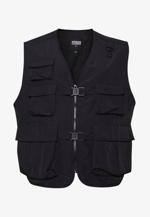 TACTICAL VEST - Veste sans manches - black