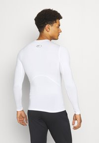Under Armour - Camiseta de deporte - white // black - 2