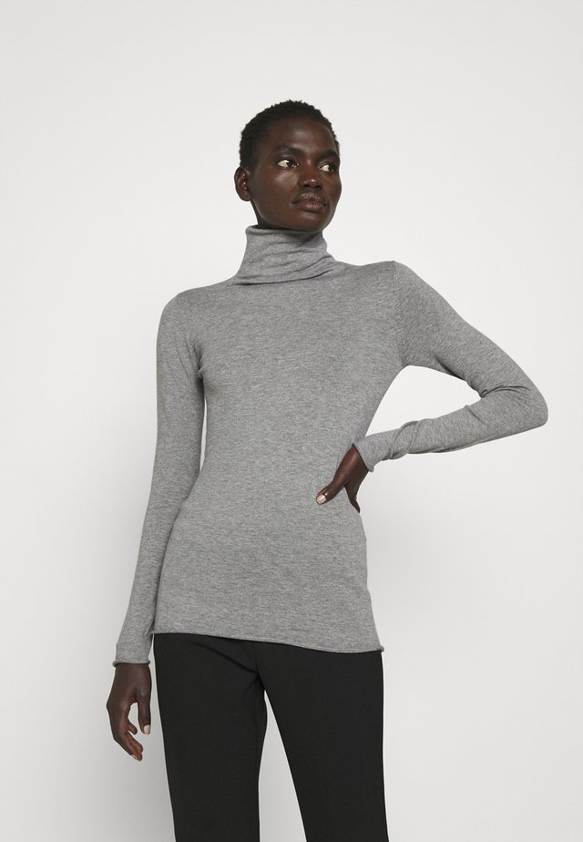 DIEDRO - Trui - medium grey