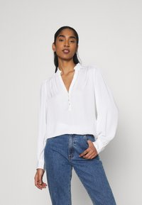 Morgan - OCHICHI - Button-down blouse - offwhite - 0