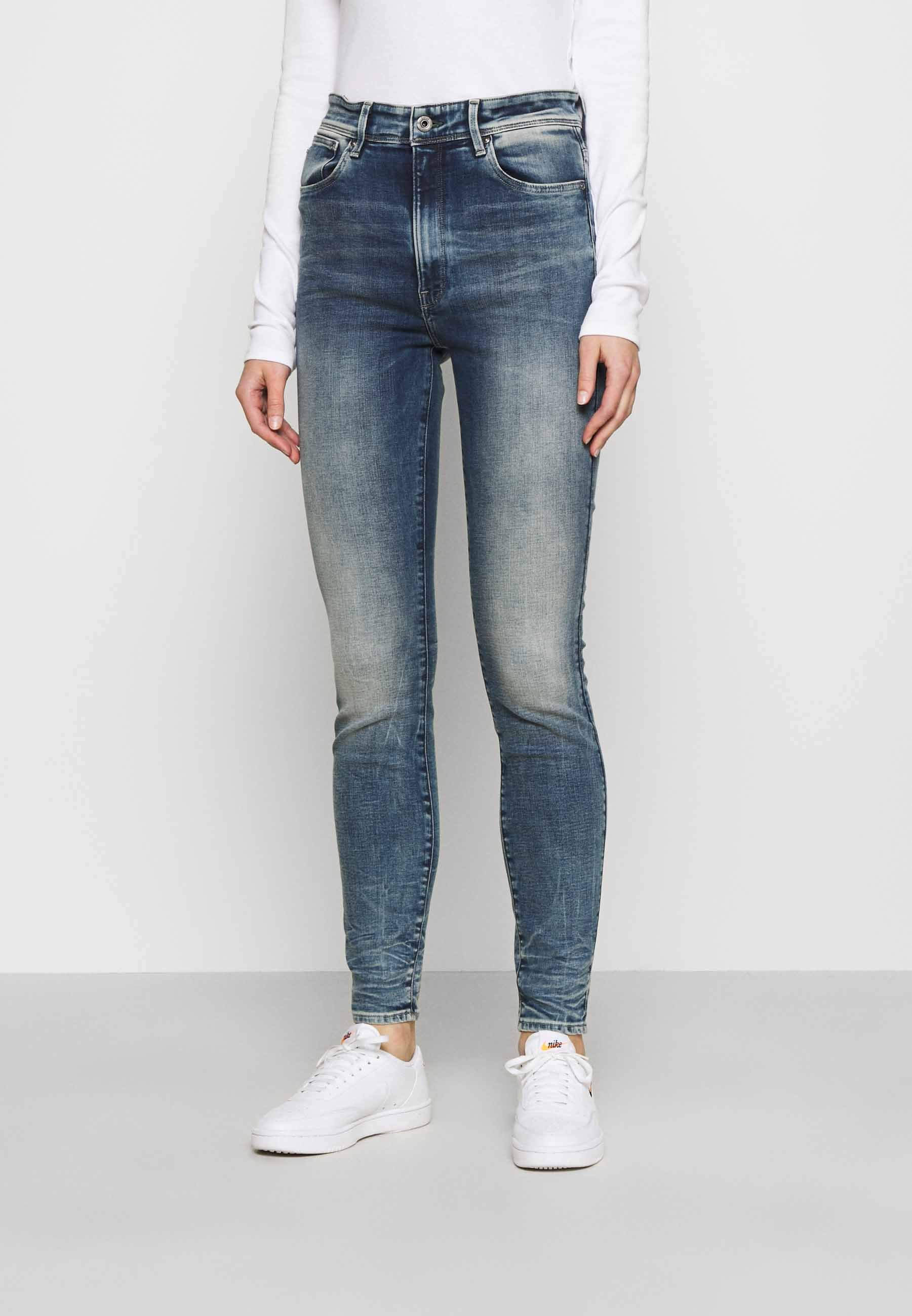 Women KAFEY ULTRA HIGH SKINNY - Jeans Skinny Fit
