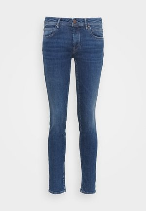 ALVA - Slim fit jeans - true indigo mid blue
