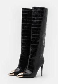 Jeffrey Campbell - ARSEN - High heeled boots - black stone - 2