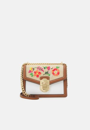 ADRARDOSA - Handbag - white/multi