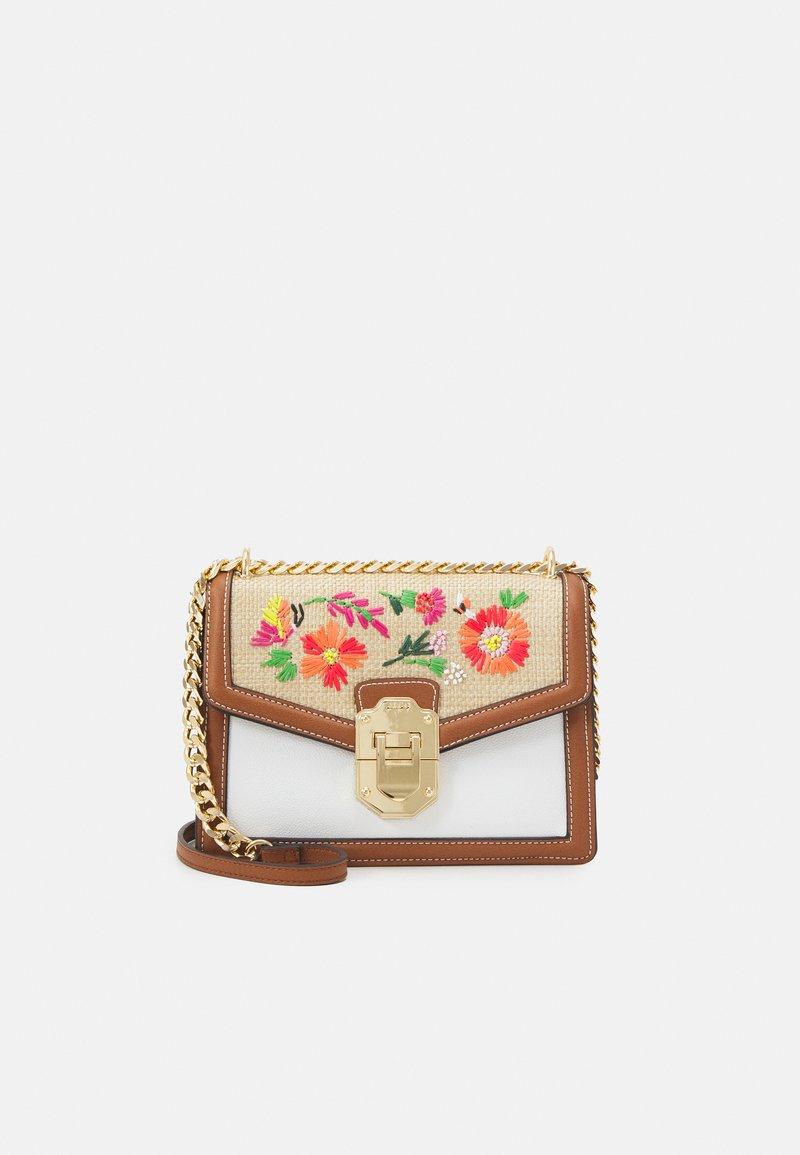 ALDO - ADRARDOSA - Handbag - white/multi