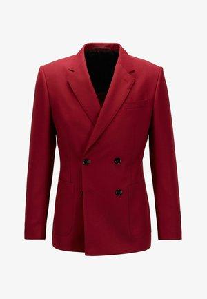 CAYMEN - Suit jacket - dark red