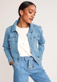 comma - Denim jacket - blue - 0