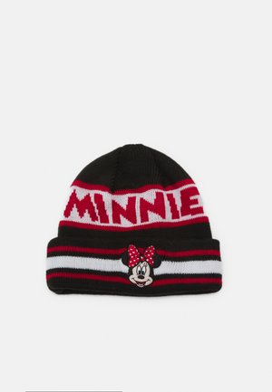 BABY DISNEY CHARACTER - Beanie - black/red