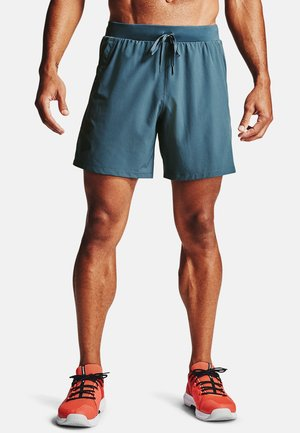 QUALIFIER SP  - Sports shorts - mechanic blue