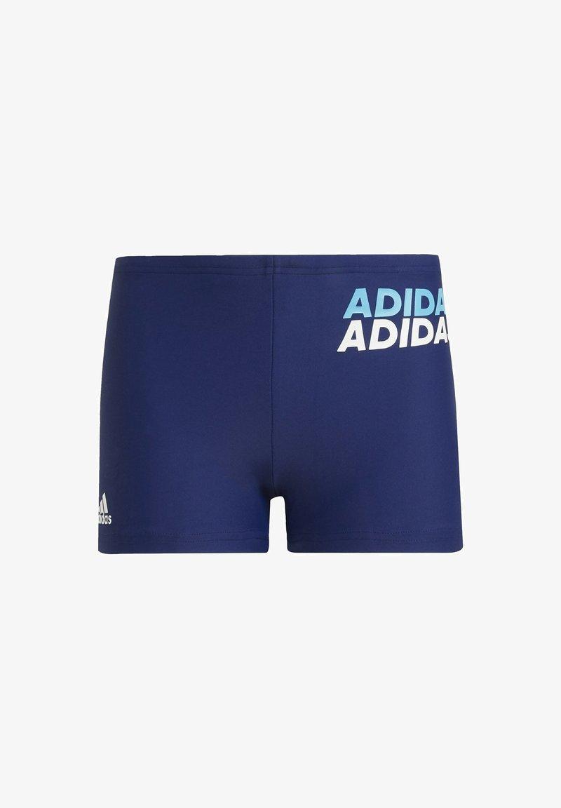 adidas Performance - Swimming trunks - blue